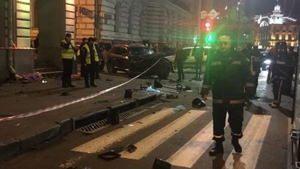 ДТП в Харькове: водителю Touareg объявлено о подозрении
