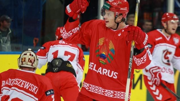 В сборную Беларуси вызвали 26 хоккеистов