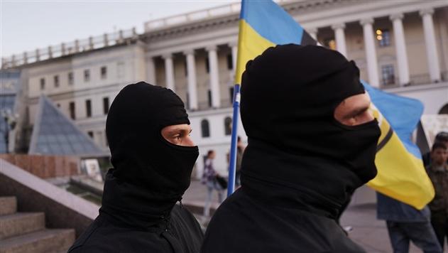 В центре Киева избили дипломата