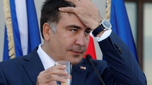 Киев прокомментировал возможность выдачи Саакашвили Грузии