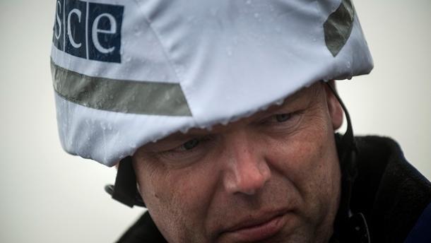 Хуг обсудил с Захарченко работу ОБСЕ на Донбассе