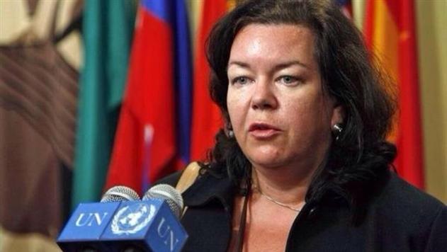 Постпредом Великобритании в ООН впервые стала женщина