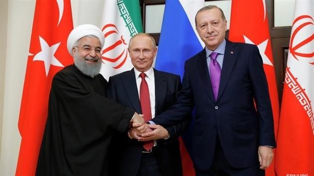 Трамп пролетает. Как Путин собирает Сирию без США