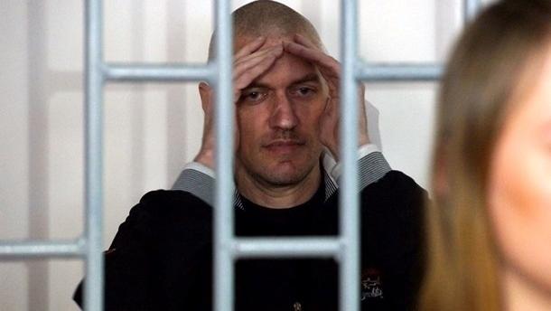 Активистка: Украинец Клых шесть дней провел в коме