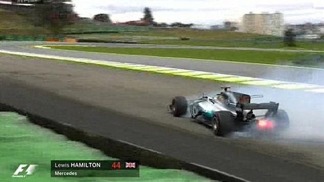 В Бразилии ограбили чемпионов Формулы-1