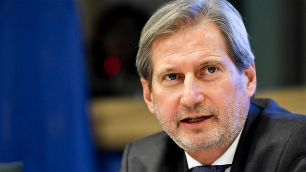 Еврокомиссар Хан раскритиковал идею инвестиционного плана для Украины