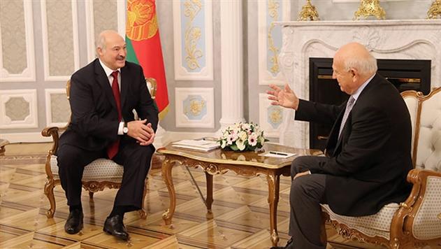 Лукашенко обещает открыть на Европейские игры все двери