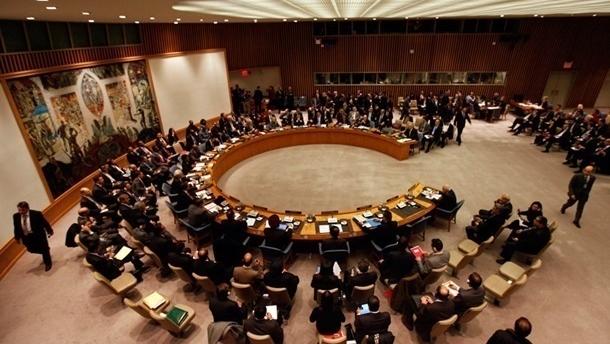 РФ заблокировала проект резолюции Японии по Сирии