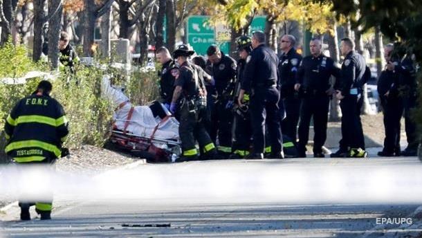 Теракт в Нью-Йорке: Подозреваемому грозит смертная казнь