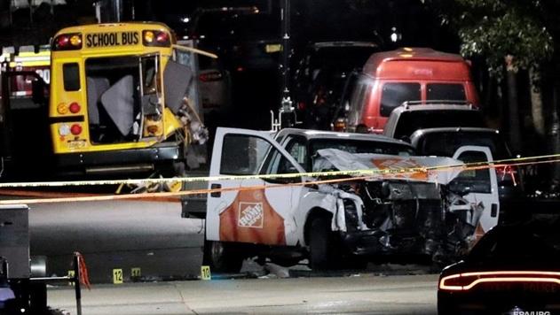 СМИ: Нью-Йоркский террорист действовал от имени ИГ