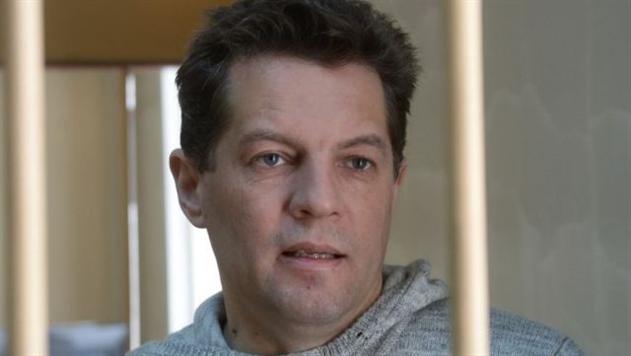 Адвокат: Сущенко в РФ засудят до 20 лет