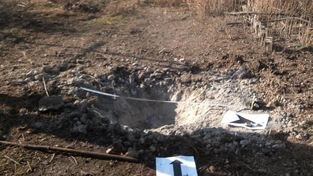 Жилые дома в Водяном обстреляли из артиллерии