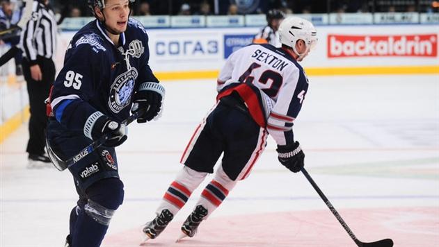 Хоккеист Когалев перешел из «Юности» в «Динамо»
