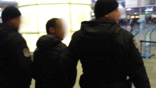 В аэропорту Борисполь задержали торговца людьми