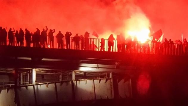 В Варшаве задержаны 20 человек в ходе марша независимости