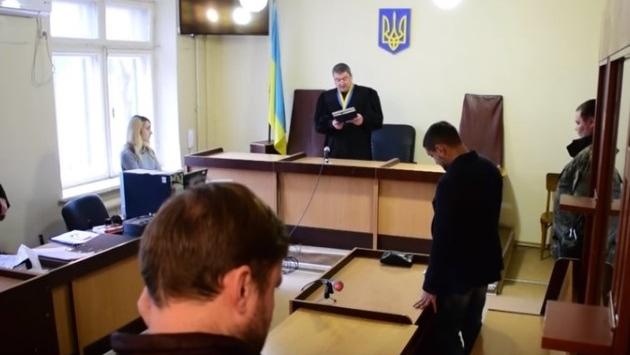 Суд арестовал на два месяца экс-бойца Донбасса