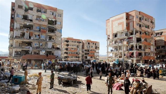 В Иране объявлен национальный траур по жертвам землетрясения