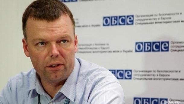 ОБСЕ предупредила об эскалации конфликта на Донбассе