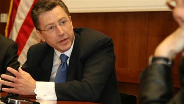 Волкер после встречи с Сурковым поговорил с Климкиным