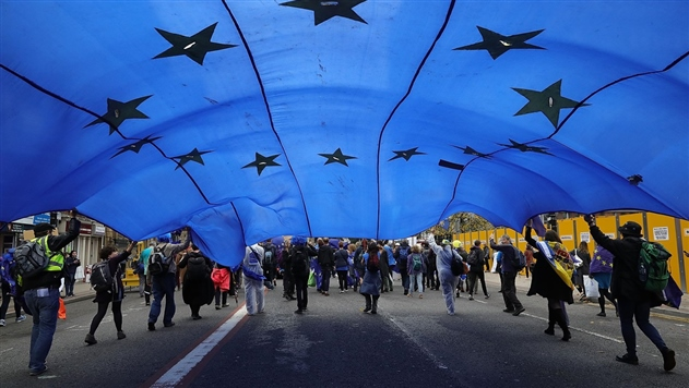 С начала безвиза Европу посетили 2,5 млн украинцев