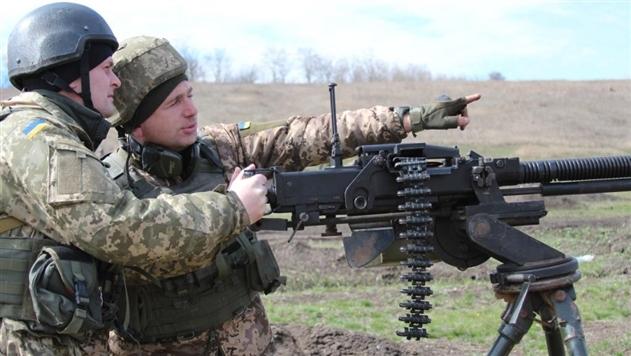 В зоне АТО 13 обстрелов, потерь нет – штаб