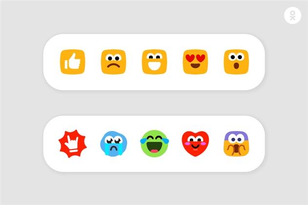 Одноклассники тестируют новые эмоции в дополнение к «Классу»