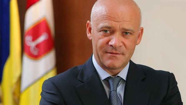СМИ: У мэра Одессы есть российский паспорт