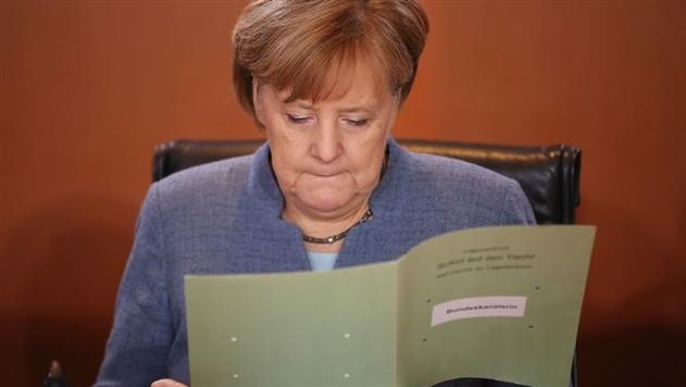 Меркель выступила против новых выборов в Германии