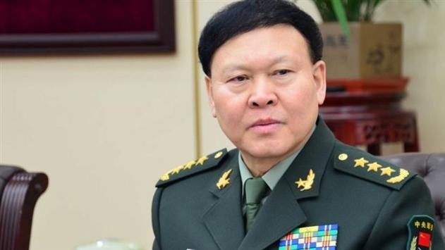 В Китае генерал-полковник повесился из-за подозрений в коррупции