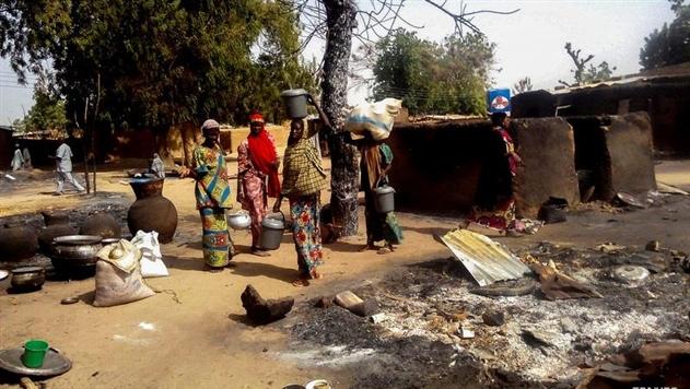 Смертники Боко Харам убили более десяти человек в Нигерии