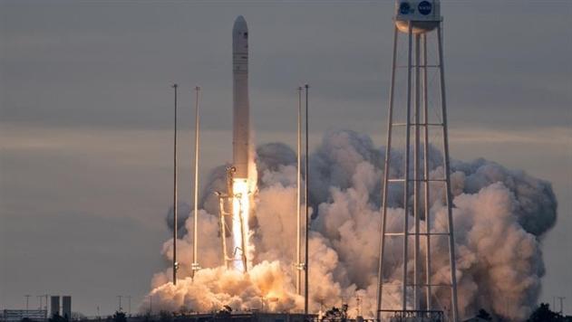 В США запустили в космос «украинскую» ракету