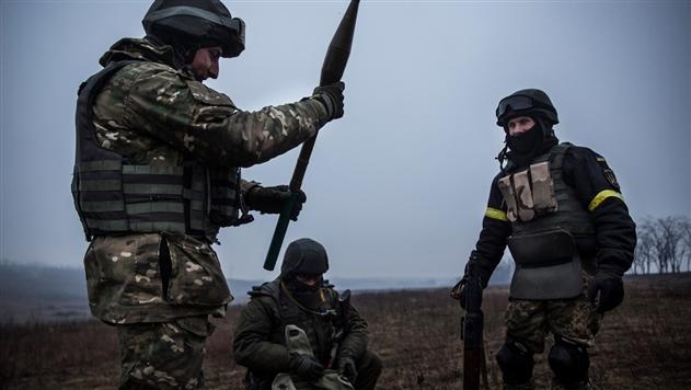Штаб АТО: За сутки погибли два украинских бойца