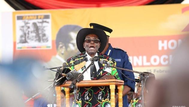 Правящая партия Зимбабве призвала Мугабе уйти в отставку