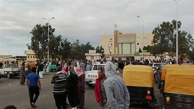 В Египте террористы взорвали мечеть во время молитвы: 235 погибших