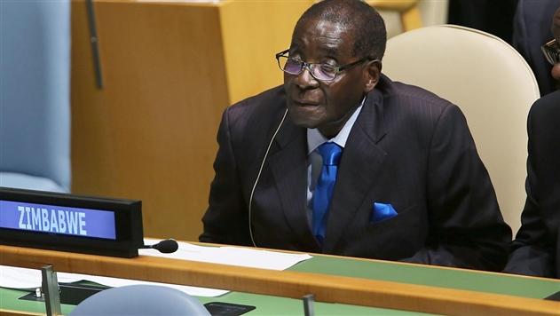 Мугабе напоследок выплатят $10 млн