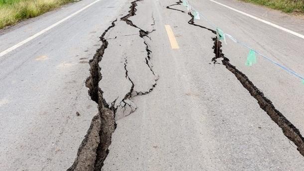 У японских островов произошло сильное землетрясение