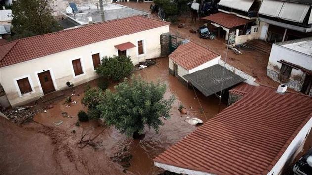 Наводнение в Афинах унесло жизни 15 человек