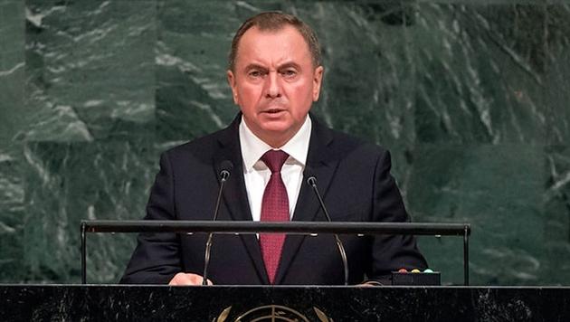 Макей подтвердил нацеленность Беларуси вступить в ВТО