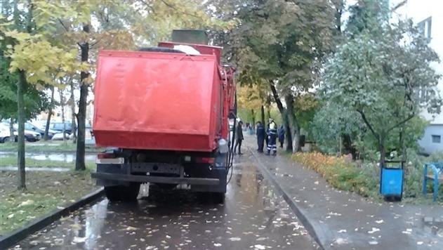В Минске подорожал вывоз мусора