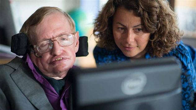 Компании Intel и ThinkPad подарили голос профессору Стивену Хокингу