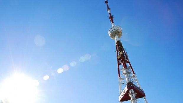 На Крым будут вещать из двух башен