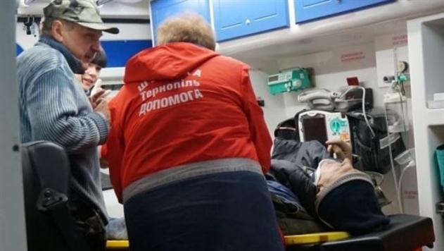 СМИ: В Тернополе произошел взрыв на заводе