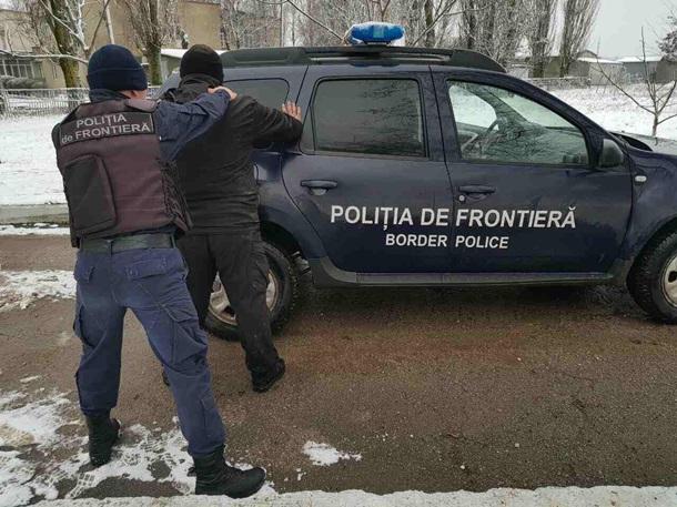 Пограничники задержали депортированного из Украины грузина
