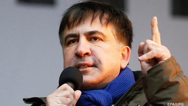 Саакашвили призвал Порошенко уйти в отставку