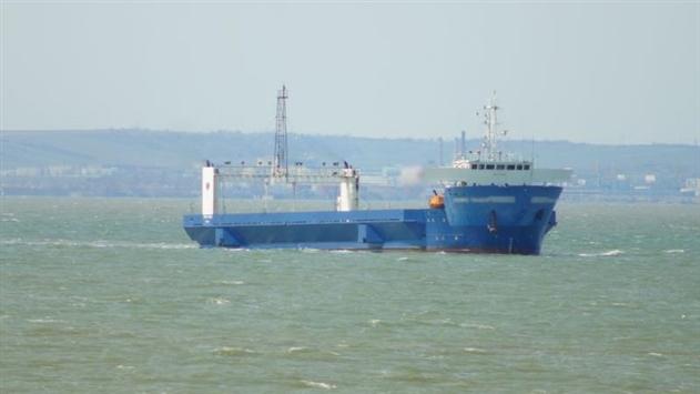 В ноябре в Крым незаконно вошло 25 кораблей
