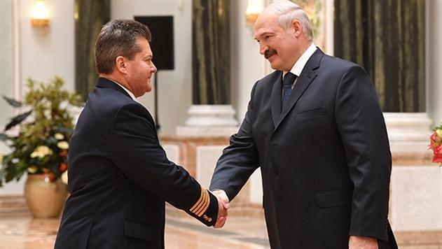 Лукашенко объявил в Беларуси год трудовых побед