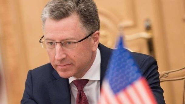 Волкер: Санкции – стимул для Москвы