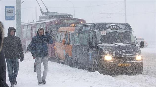 В Беларуси ожидается сильный снег