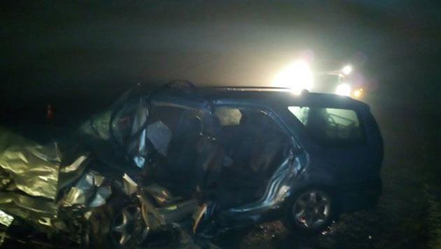 Лобовое ДТП на трассе М3: двое погибших, двое пострадавших