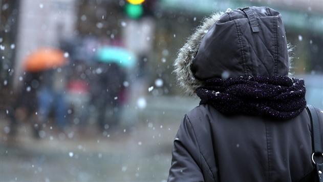 Сегодня в Беларуси ненастная, но теплая для зимы погода